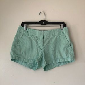 🥇3/$20 J Crew Factory Broken In Chino Shorts Blue